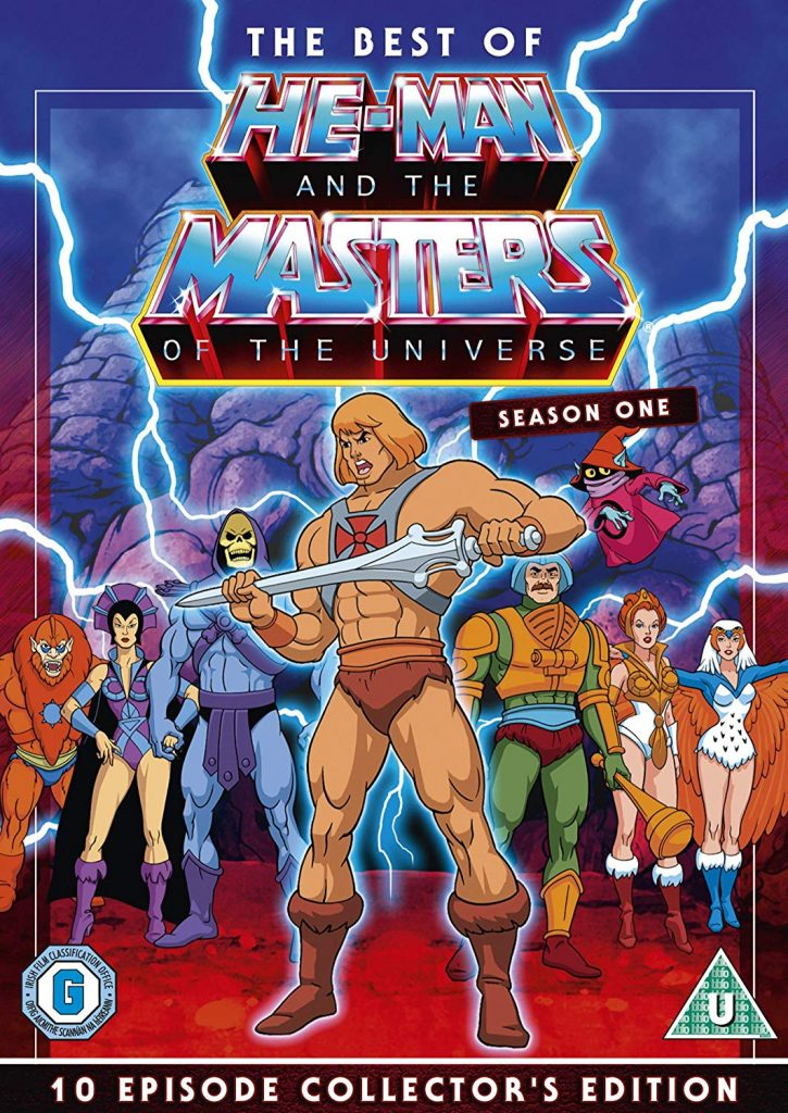 He Man 12 DVD Boxsets That Will Take You Straight Back To Your Childhood!