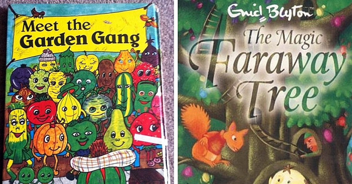 INTRO1 4 'The Greatest Children's Book Of All Time' Has Been Revealed