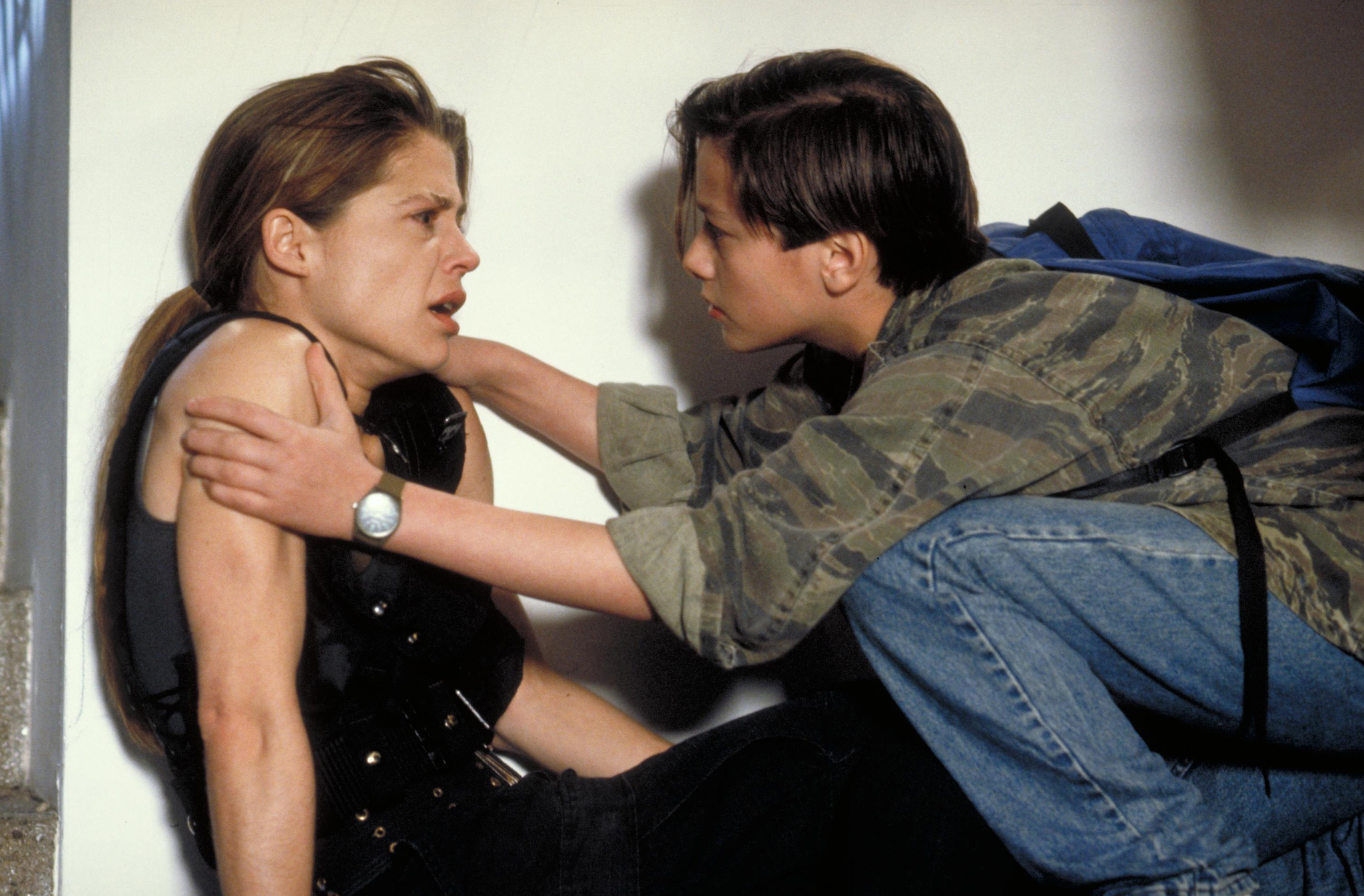 10 Facts About Terminator 2 That Deserve A Thumbs-Up