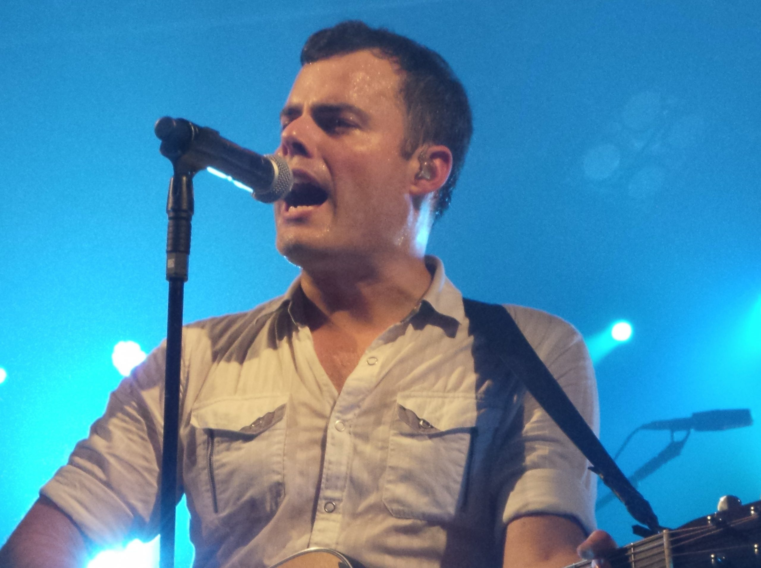 Marc Martel scaled 25 Things You Need To Know About Bohemian Rhapsody