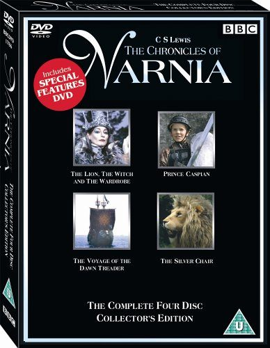 Narnia 12 DVD Boxsets That Will Take You Straight Back To Your Childhood!