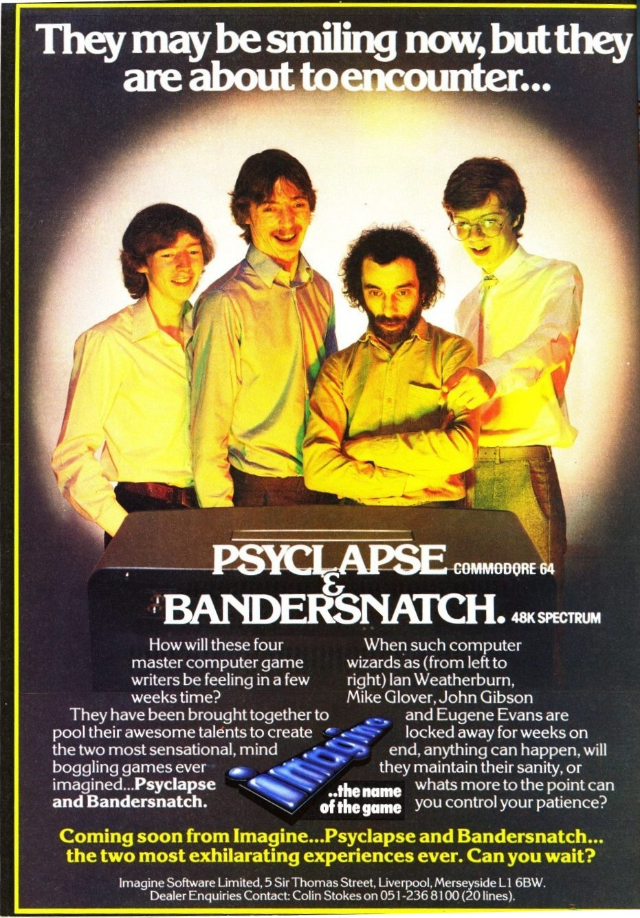 PDc2P3b 25 Things You Didn't Know About Black Mirror: Bandersnatch