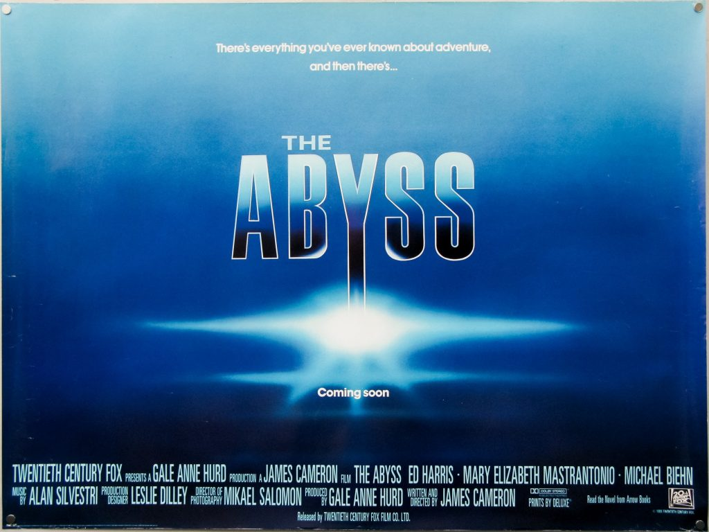 PIC 1 1 We've Recovered 12 Amazing Facts You Probably Didn't Know About The Abyss!