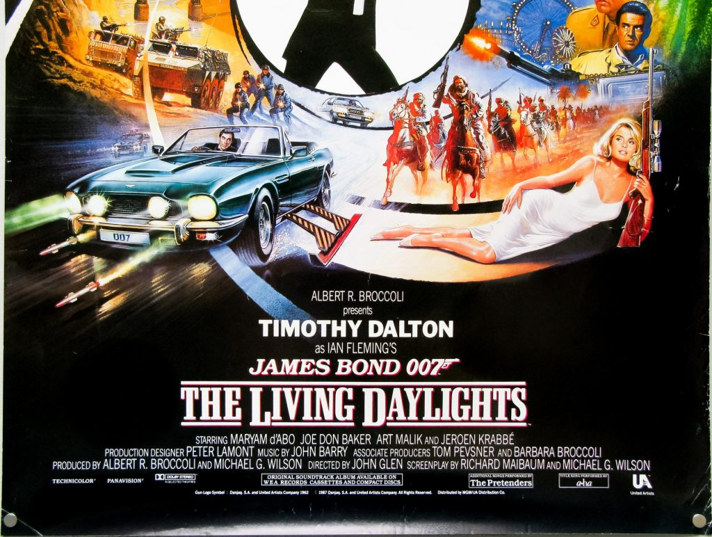 PIC 1 2 12 Facts You Probably Didn't Know About The Living Daylights!