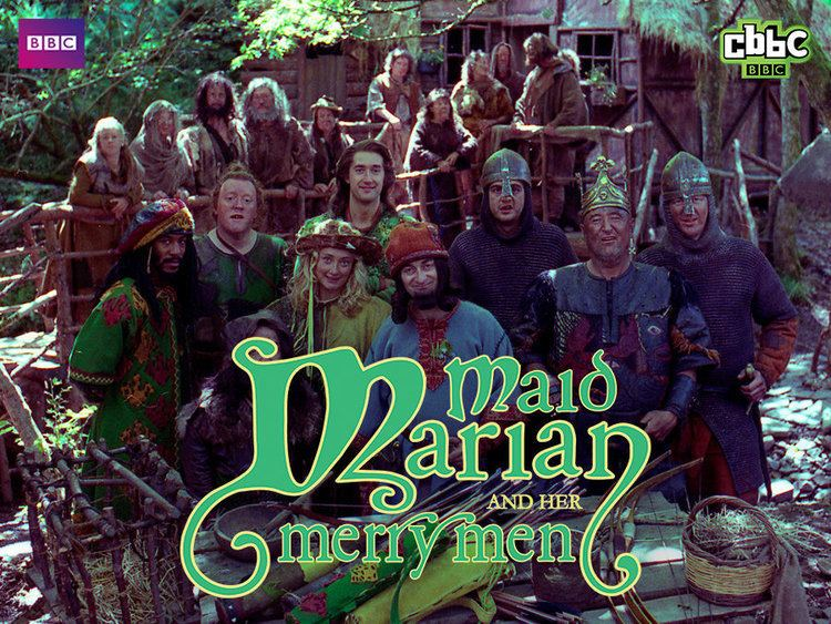 PIC 1 12 Fun Facts You Probably Never Knew About Maid Marian And Her Merry Men!