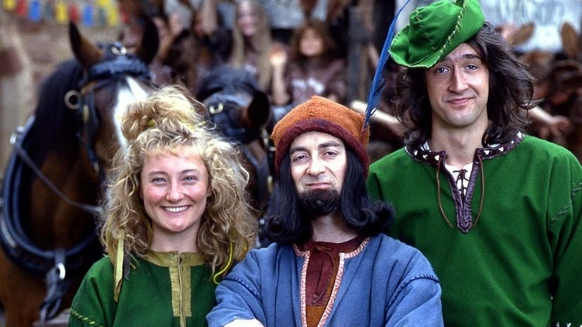 PIC 3 1 12 Fun Facts You Probably Never Knew About Maid Marian And Her Merry Men!
