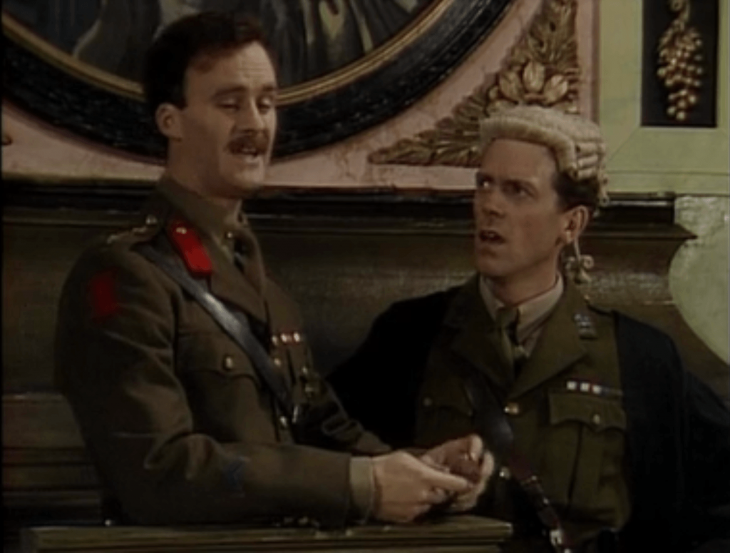 PIC 3 12 Things You Never Knew About Blackadder Goes Forth