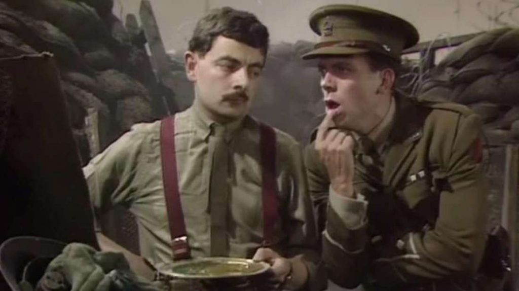 PIC 5 3 12 Things You Never Knew About Blackadder Goes Forth