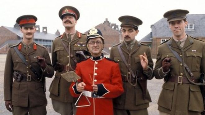 PIC 6 4 12 Things You Never Knew About Blackadder Goes Forth