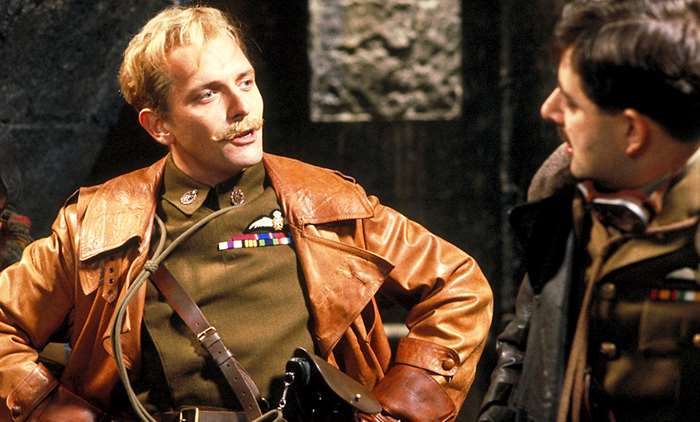 PIC 7 4 12 Things You Never Knew About Blackadder Goes Forth