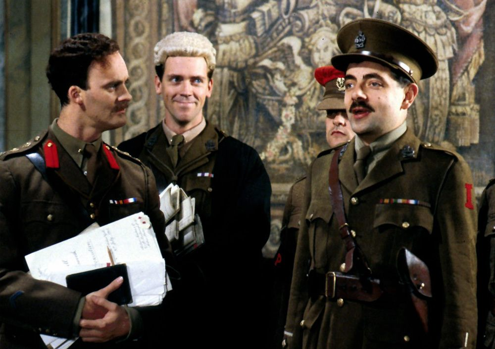 PIC 8 3 12 Things You Never Knew About Blackadder Goes Forth
