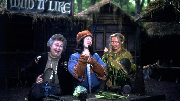 PIC 9 1 12 Fun Facts You Probably Never Knew About Maid Marian And Her Merry Men!