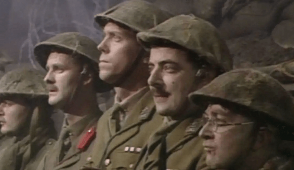 PIC 9 12 Things You Never Knew About Blackadder Goes Forth