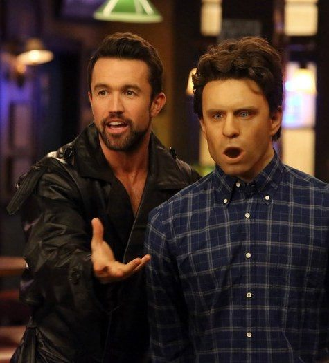 Patterson Always Sunny Forget Friends: Millennials Are Now Starting To Reassess Seinfeld