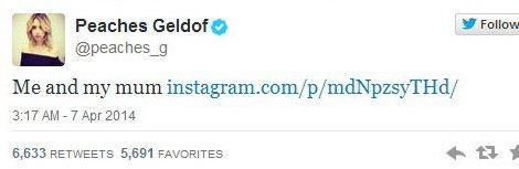 Peaches Geldof Last Tweet The 30 Most Haunting Final Tweets By Celebrities