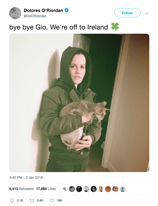 Screen Shot 2019 01 24 at 11.38.49 The 30 Most Haunting Final Tweets By Celebrities