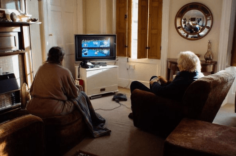 Screenshot 2019 01 10 at 12.10.36 This Old Couple Play Mario Kart Every Day To Decide Who Makes A Cup Of Tea