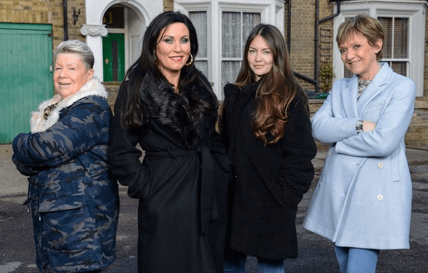 Screenshot 2019 01 18 at 09.43.29 The Slaters: Here's How Different The EastEnders Actors Look Away From The Cameras