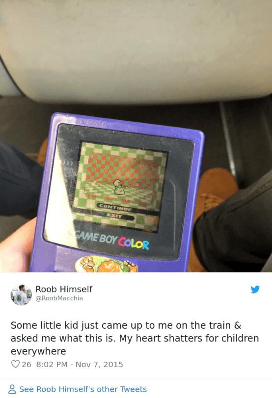 Screenshot 2019 01 24 at 13.23.06 90s Kids Share 40 Things That Millennials Will Never Understand
