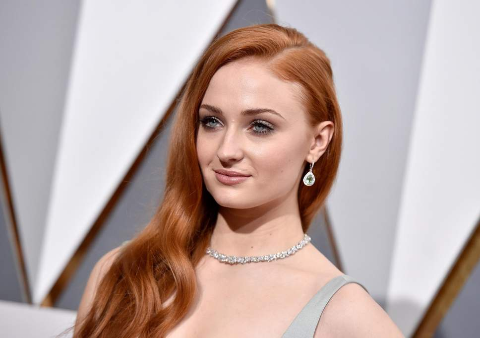 Sophie Turner Oscars What The Game of Thrones Actors Looked Like In High School