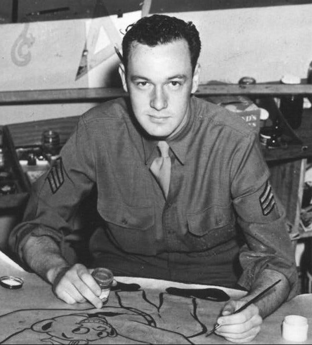 Stan Lee army e1574417516247 25 Celebrities You Didn't Know Served In The Military
