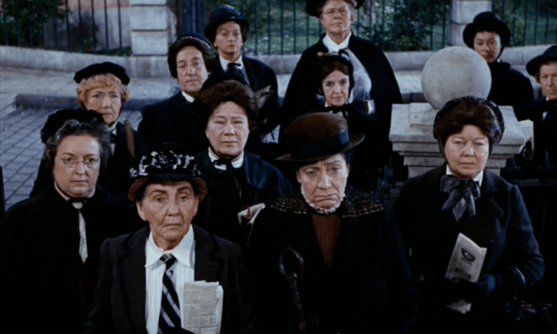 Stunt man nannies 23 Things You Didn't Know About Mary Poppins