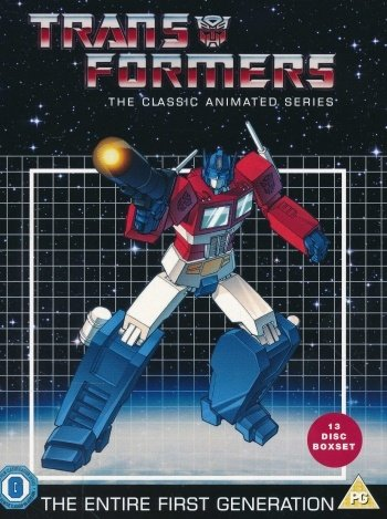 TF1 12 DVD Boxsets That Will Take You Straight Back To Your Childhood!