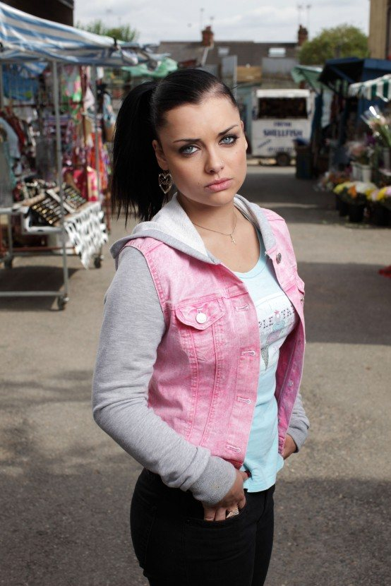 Whitney20Dean Eastenders The Slaters: Here's How Different The EastEnders Actors Look Away From The Cameras