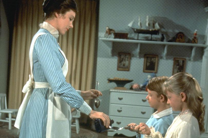 a spoonful of sugar helps the medicine go down 136385413933902601 131129101906 23 Things You Didn't Know About Mary Poppins