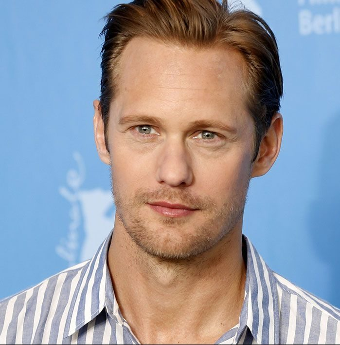 amc little drummer girl alexander skarsgard 1200 e1574414028389 25 Celebrities You Didn't Know Served In The Military