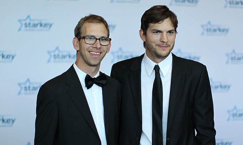 ashton kutcher t Celebs And Their Non-Famous Siblings