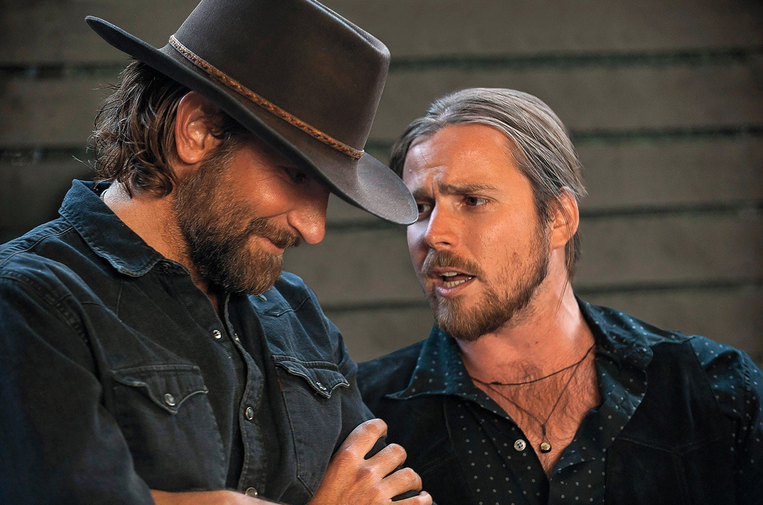 bradley cooper and lukas nelson credit Neal Preston Warner Bros Ent bb21 2018 billboard 1548 30 Things You Didn't Know About A Star Is Born