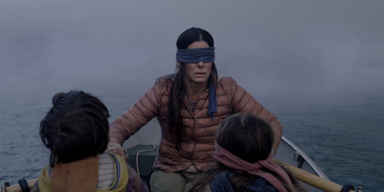 bullock kids 25 Things You Didn't Know About Bird Box