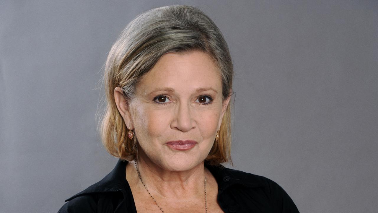 carriefisher2 The 30 Most Haunting Final Tweets By Celebrities