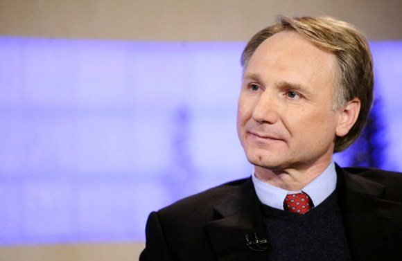 dan brown visit 580 33 Celebrities You Didn't Know Used To Be Teachers