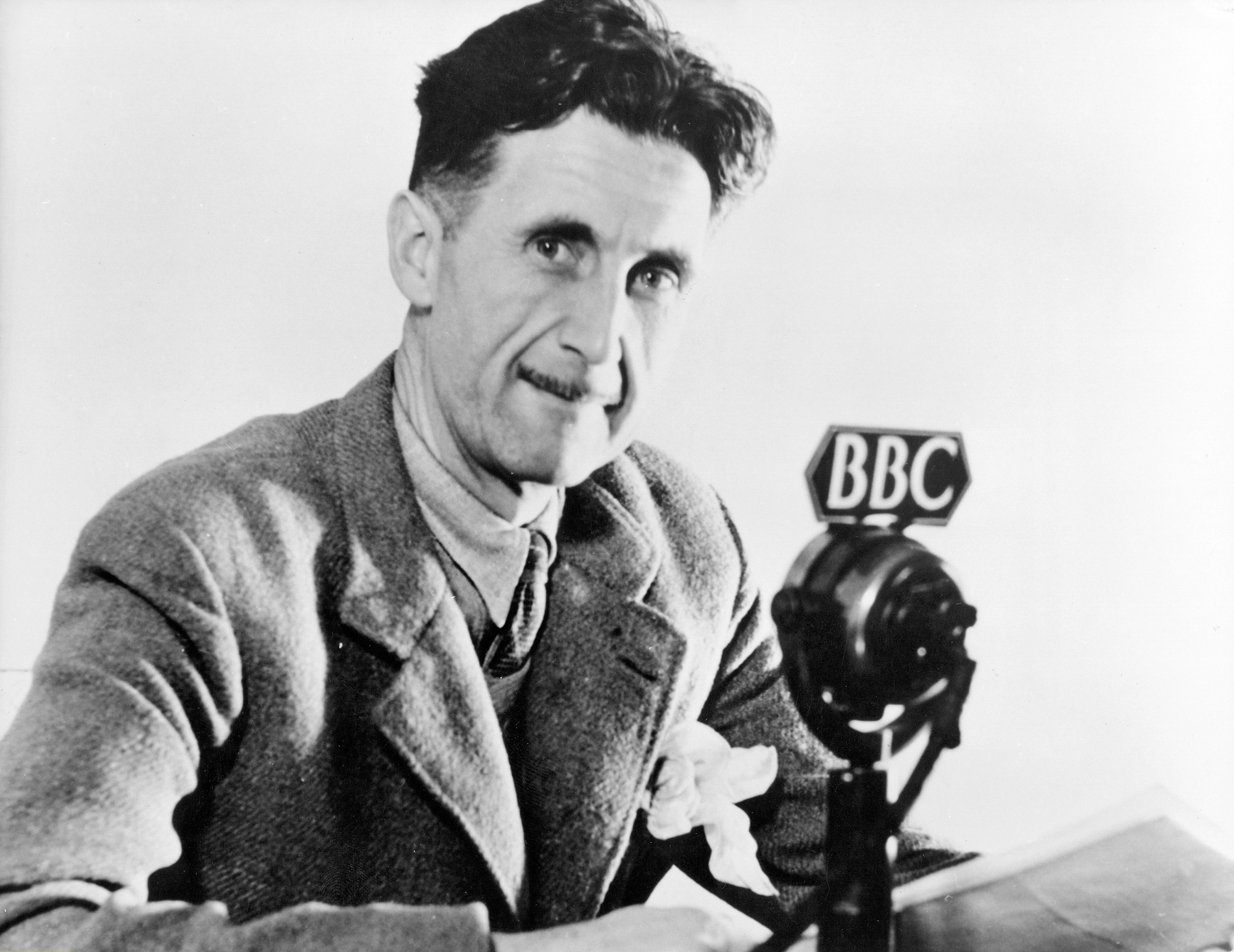 george orwell people page2 33 Celebrities You Didn't Know Used To Be Teachers