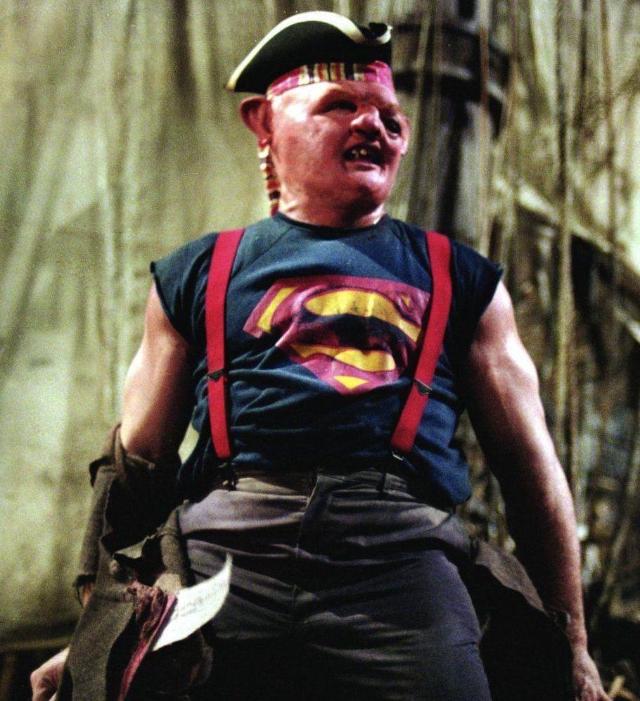 John Matuszak as Sloth in The Goonies (1985)