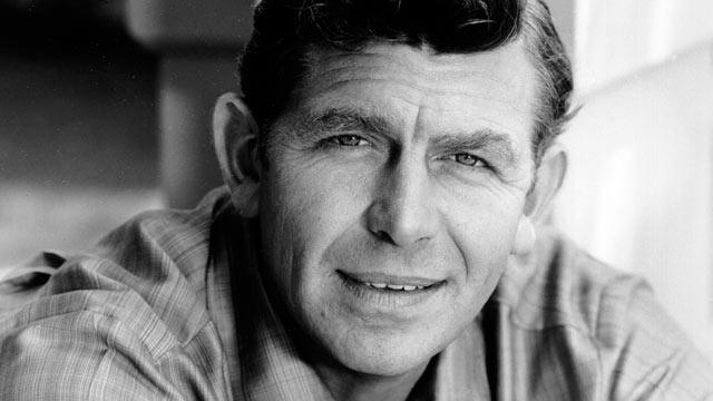 gty andy griffith jef 120703 wmain 33 Celebrities You Didn't Know Used To Be Teachers