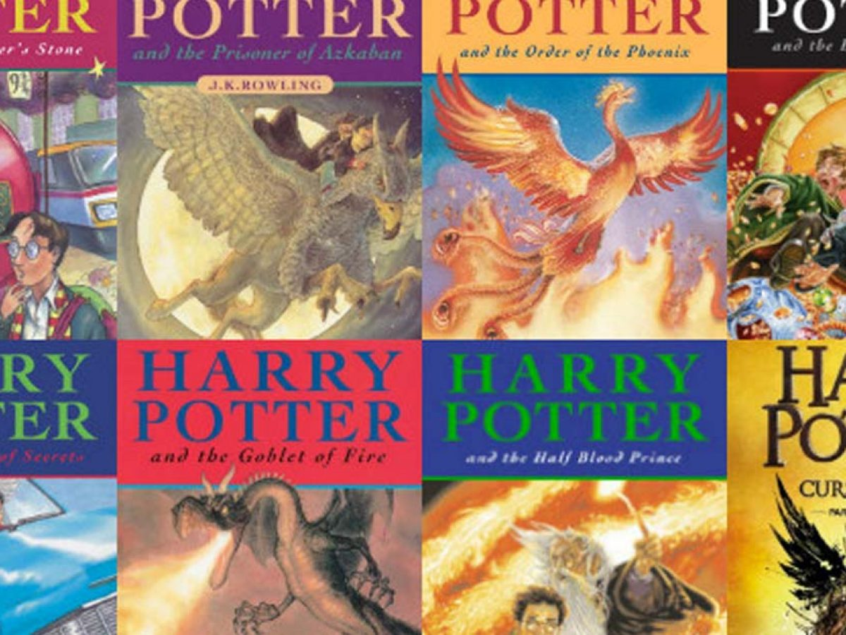 30 Things You Didn T Know About The Harry Potter Books