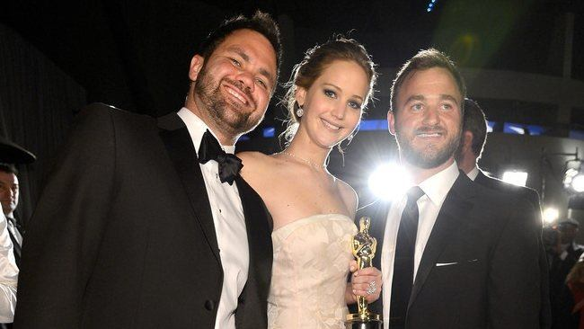jennifer lawrence and brothers ben and blaine Celebs And Their Non-Famous Siblings