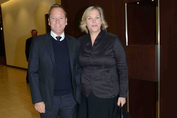 kiefersutherland Celebs And Their Non-Famous Siblings