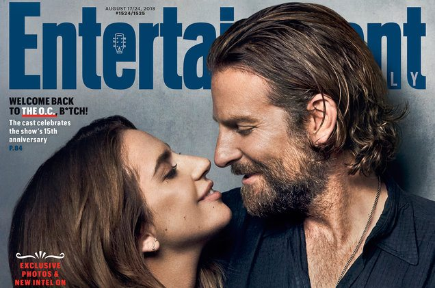 lady gaga bradley cooper ew cover 2018 billboard 1548 30 Things You Didn't Know About A Star Is Born