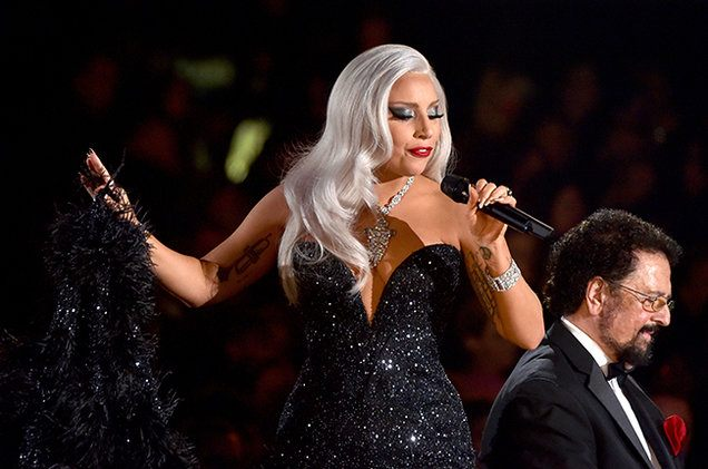 lady gaga grammys 2015 billboard 650 30 Things You Didn't Know About A Star Is Born