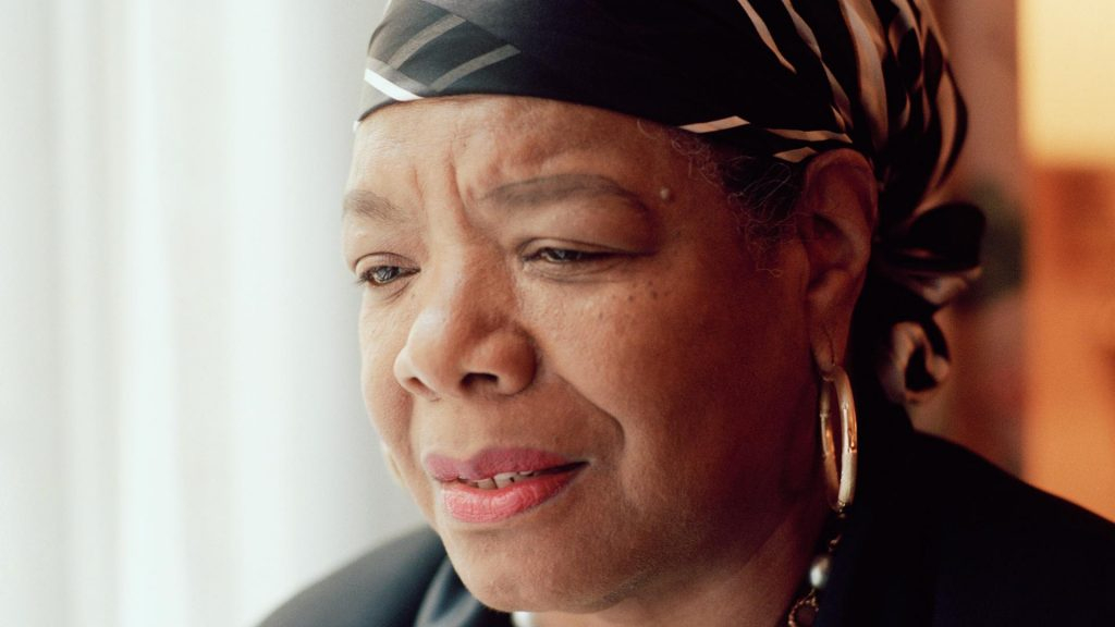 moving quotes from maya angelou 33 Celebrities You Didn't Know Used To Be Teachers