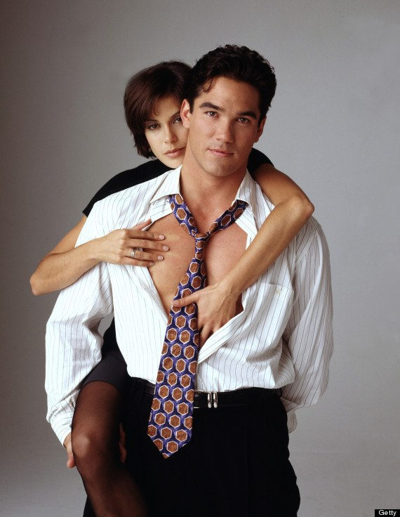 o TERI HATCHER SUPERMAN 570 Remember Dean Cain From 'Lois & Clark: The New Adventures of Superman'? This Is What He Looks Like Now!