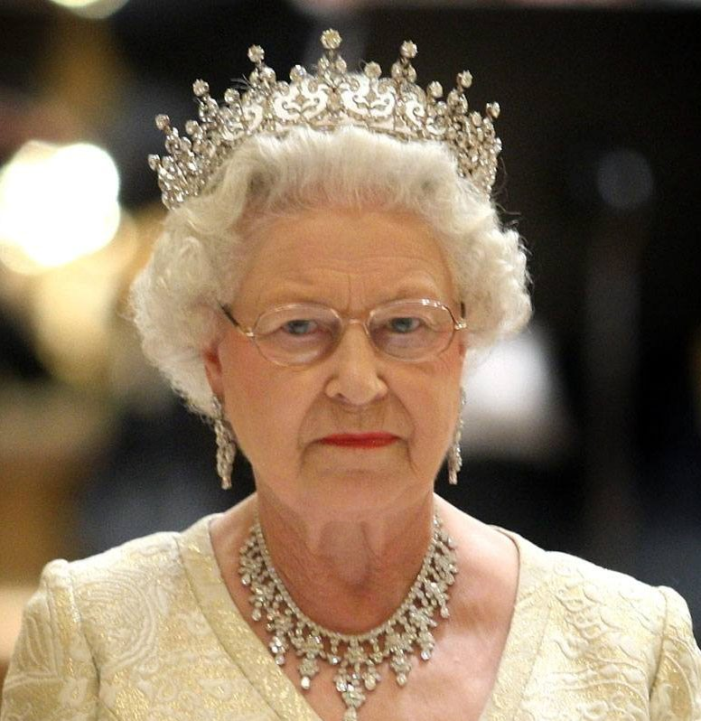 queen elizabeth e1574417787136 25 Celebrities You Didn't Know Served In The Military