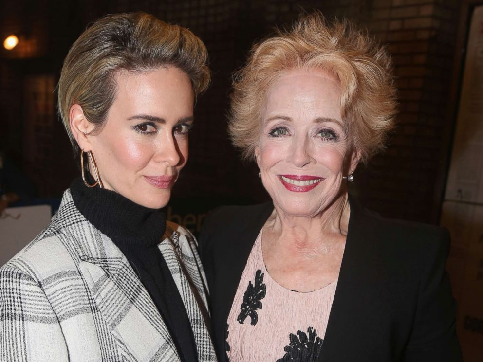 sarah paulson holland taylor 1 gty thg 25 Things You Didn't Know About Bird Box