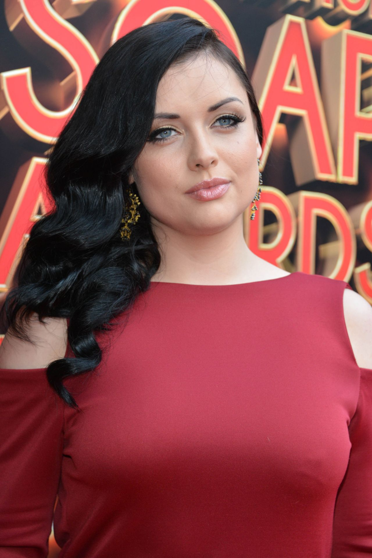 shona mcgarty 2014 british soap awards in london 1 The Slaters: Here's How Different The EastEnders Actors Look Away From The Cameras