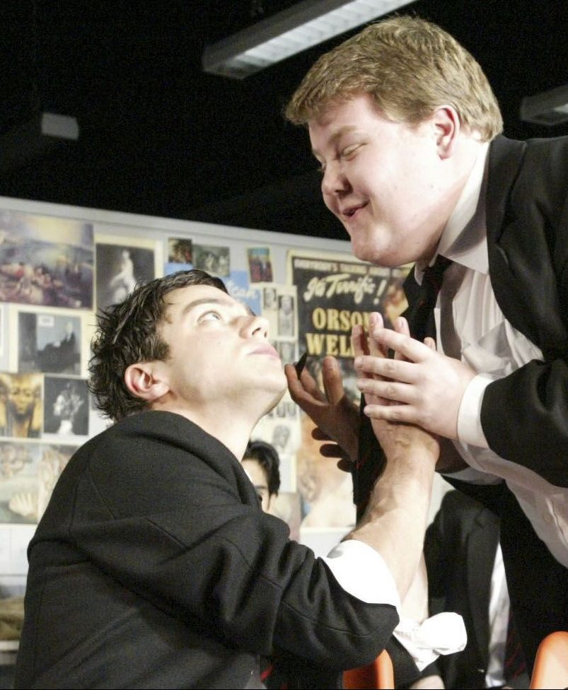 showbiz the history boys james corden e1549459240186 25 Things You Didn't Know About James Corden