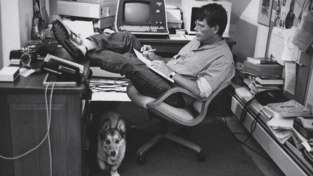 stephen king on writing wide 676dd887ea0b4e5040570d210cc6b88a15cb6994 33 Celebrities You Didn't Know Used To Be Teachers